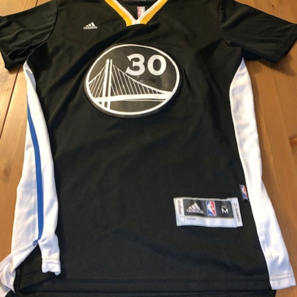buy online 4011e 2b03a GSW Stephen Curry adidas Slate Swingman jersey MD